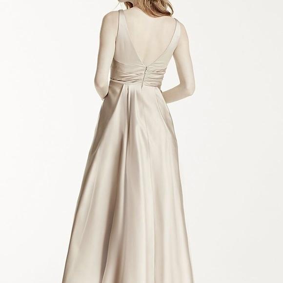 Formal Dresses Champagne Color